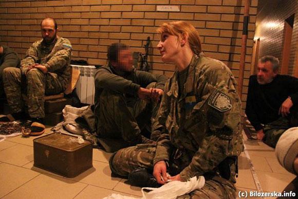 На Донбассе погибла беременная разведчица «Правого сектора» Горбачева