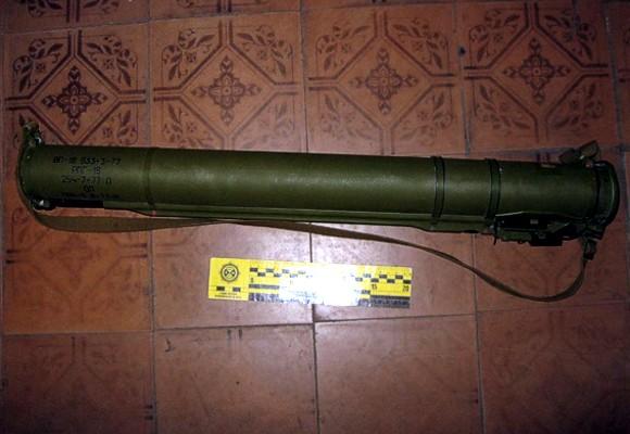 МВД: На блокпосту в Харьковской области задержаны два автомобиля с оружием из зоны АТО