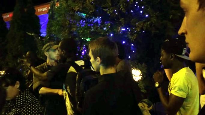 В МВД опровергли массовую драку в Харькове: был банальный конфликт