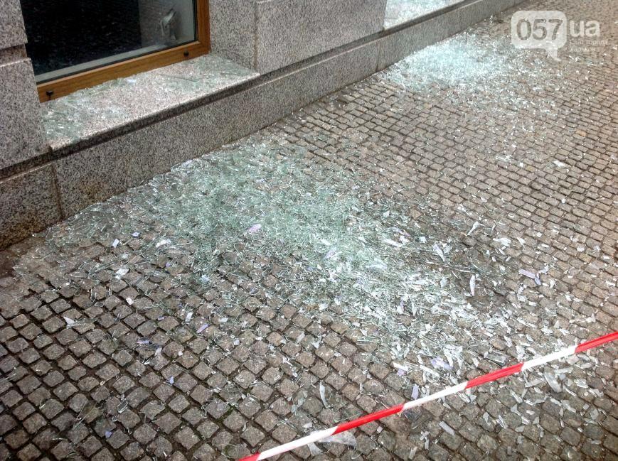 Обнародовано фото и видео с места ночного теракта в Харькове