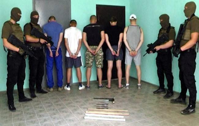В Харькове задержали подозреваемых в резне: опубликованы фото