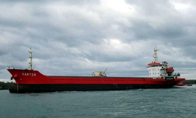 Украина арестовала турецкое судно за незаконный заход в Крым
