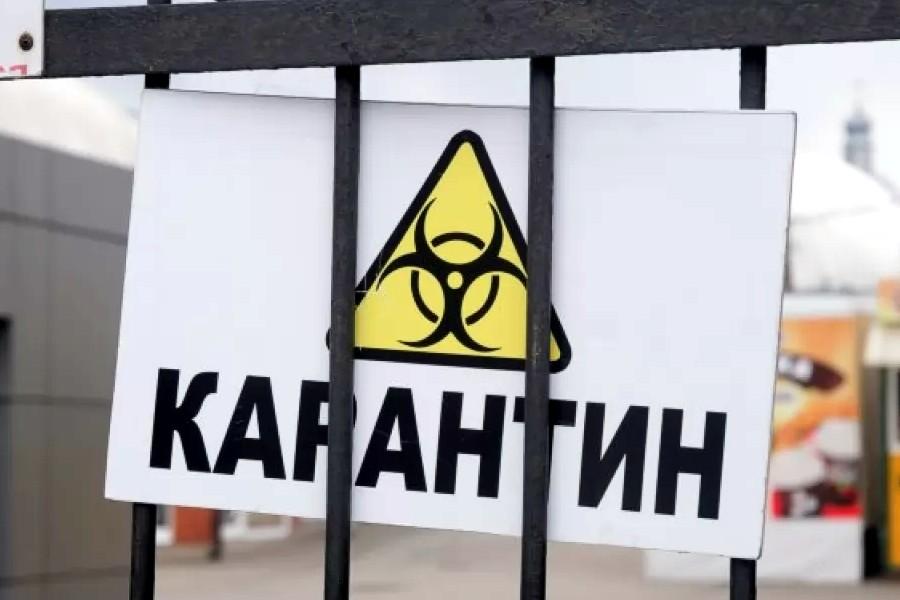 Киев и восемь областей не готовы к смягчению карантина