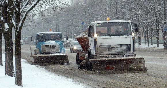 Александр Попов: В Киеве объявлена чрезвычайная ситуация природного характера