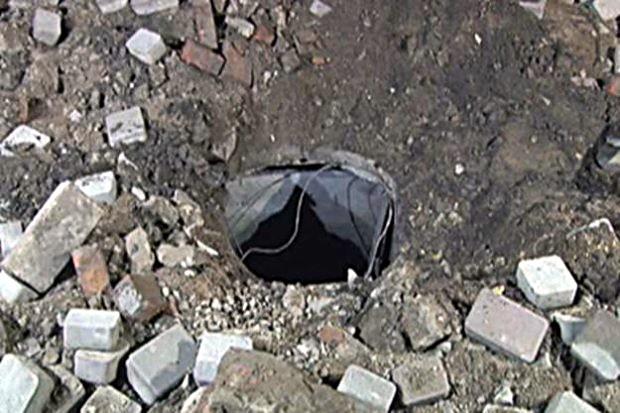 Одессу снова всколыхнуло от теракта: взрывчатка сработала в колодце