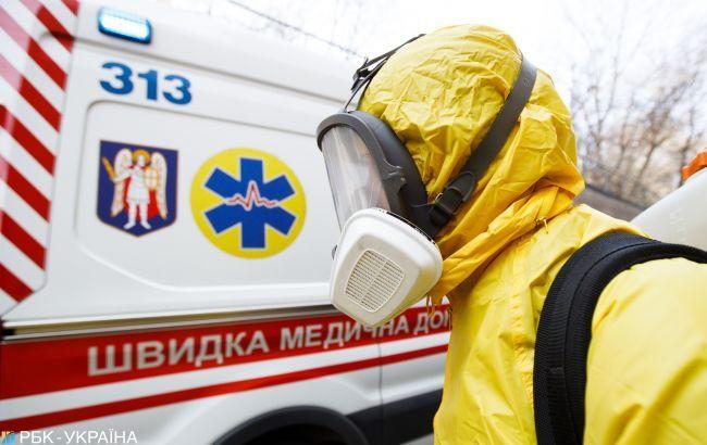 В Украине зафиксировали более 2200 случаев COVID-19