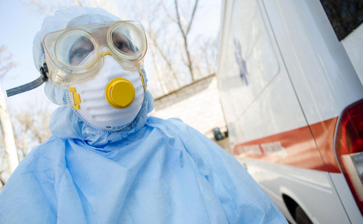 Коронавирус в Украине: 8899 случаев заражений в сутки