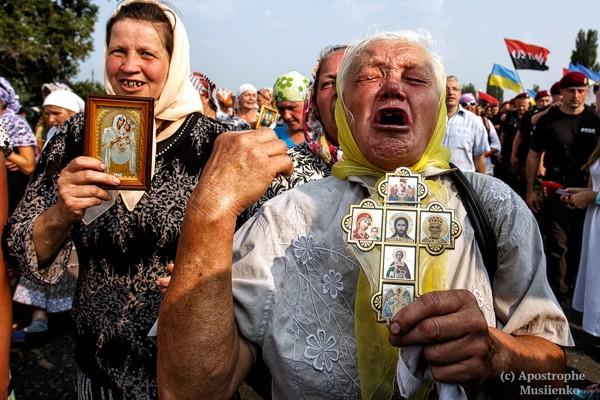 Аваков: МВД заблокировало Крестный ход в Киеве