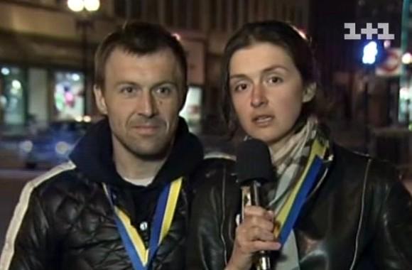 Украинская телеведущая финишировала в бостонском марафоне за 15 минут до теракта