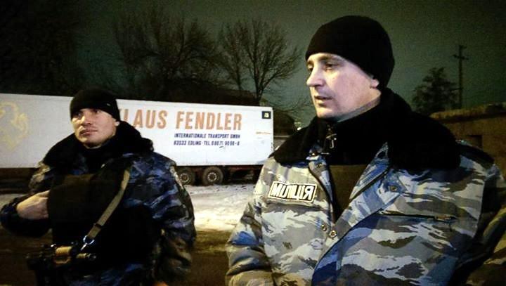 Экс-сотрудники «Беркута» избили журналиста