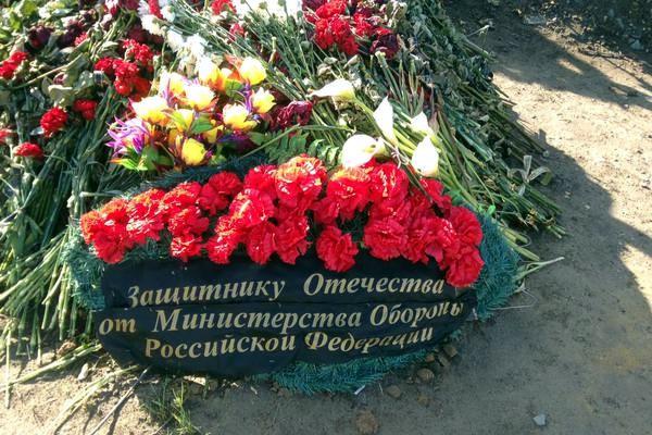 В России нашли могилы погибших в Украине российских спецназовцев