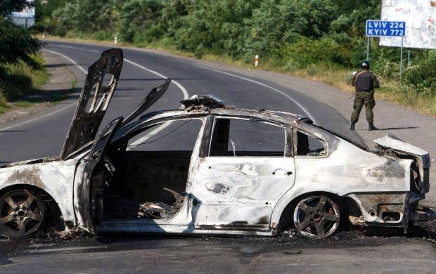 ВСК по событиям в Мукачево возлагает вину на местных силовиков