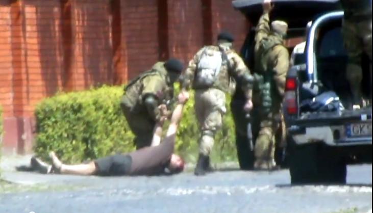 Мустафа Найем: Начало инцидента в Мукачево