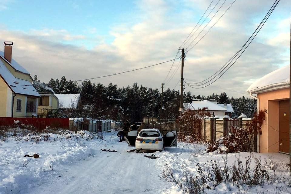 Вгосударстве Украина в стрельбе между сотрудниками правоохранительных органов погибли 5 полицейских
