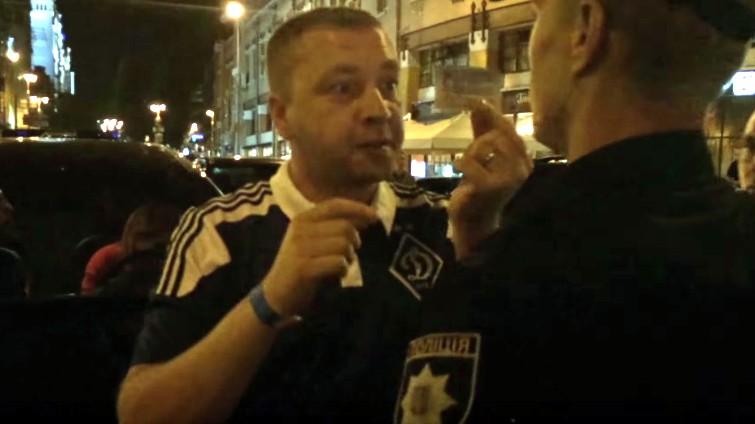 В Германии отреагировали на конфликт немца с полицией в Киеве