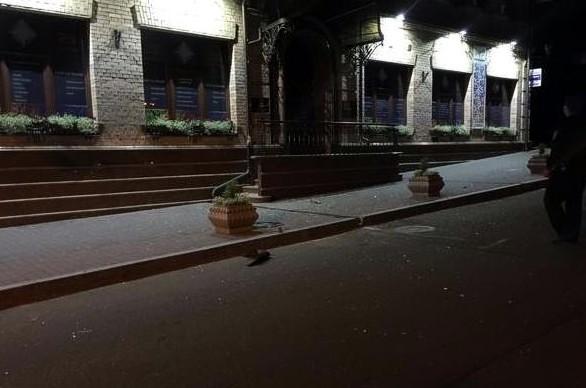 Правоохранители считают стрельбу из гранатомета в Киеве «хулиганством»