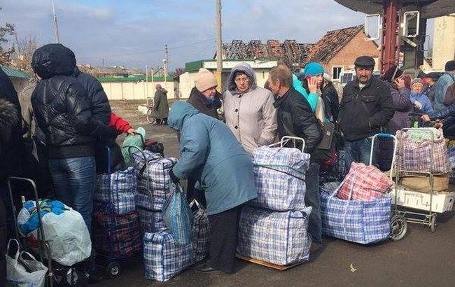 В Луганской области открыли первый пункт пропуска в «ЛНР»