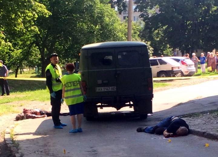 Ограбление в Харькове: Погибли трое работников «Новой почты»