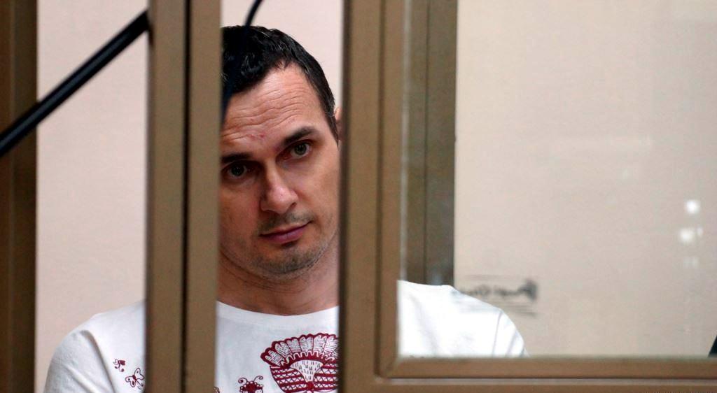 Сенцова приговорили к 20 годам лишения свободы