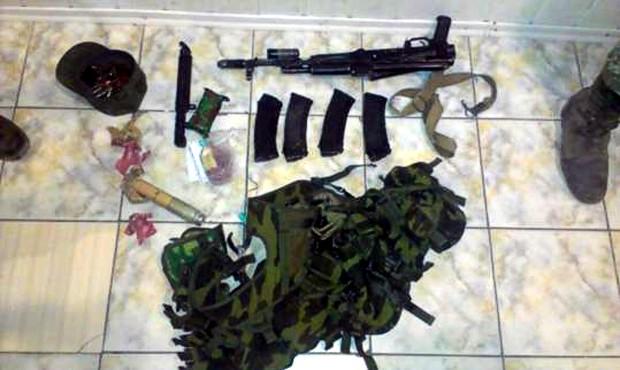 В Чонгаре задержали пьяного российского военнослужащего