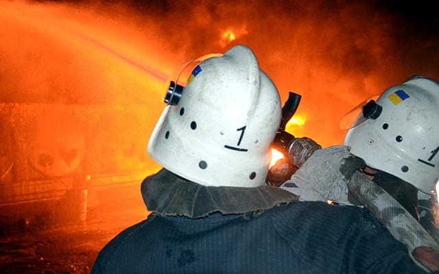 В пожаре на Одесчине сгорели шестеро детей