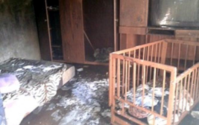 В Одесской области в результате пожара погибли трое детей