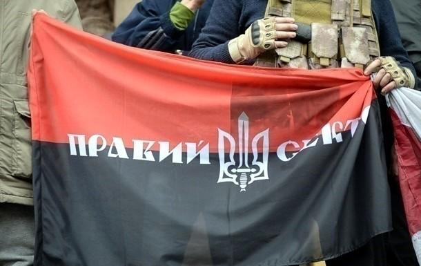 «Правый сектор» больше не участвует в блокаде Крыма