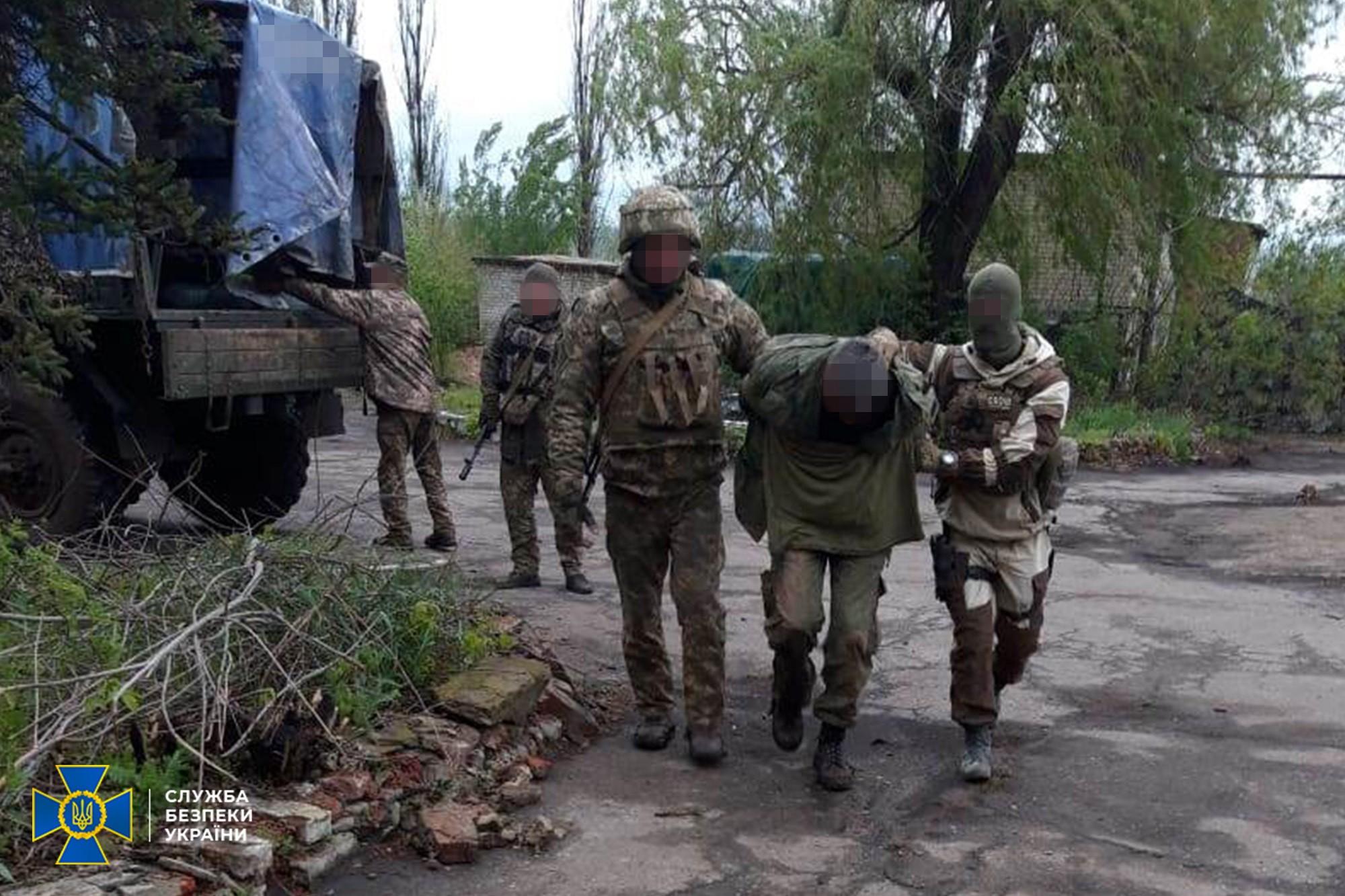 СБУ задержала на Донбассе разведчика боевиков