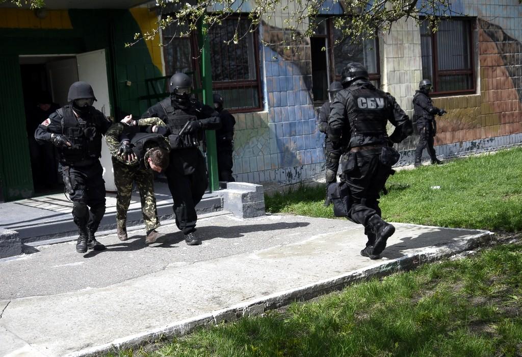 СБУ обезвредила группу террористов на Луганщине