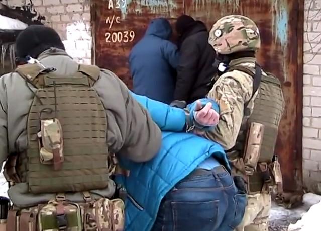 СБУ задержала боевика «Оплота», который воевал в зоне АТО