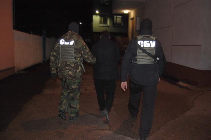 СБУ задержала исламиста, которого разыскивал Интерпол
