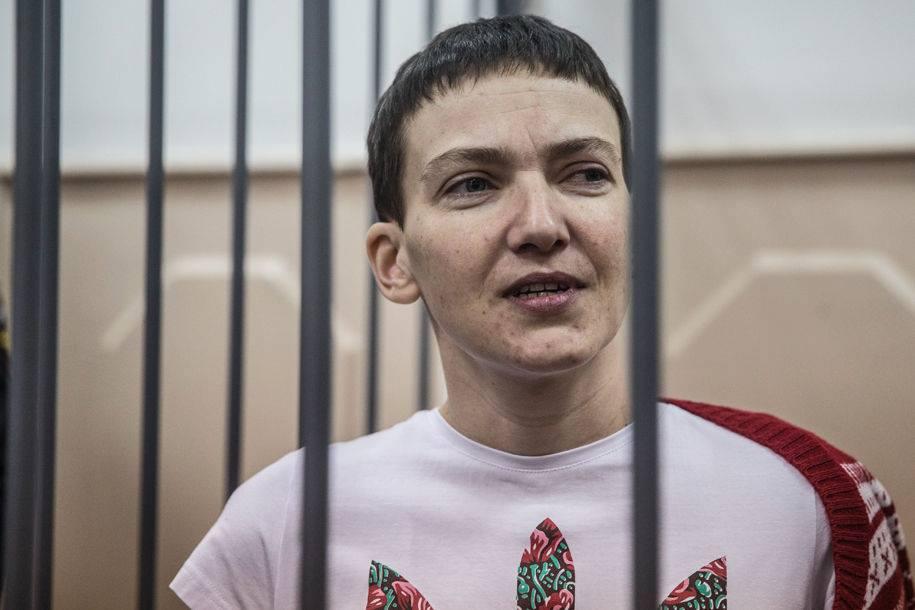 Надежду Савченко оставили под арестом до весны