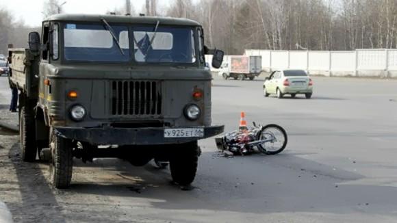 В Одессе грузовик насмерть сбил мотоциклиста