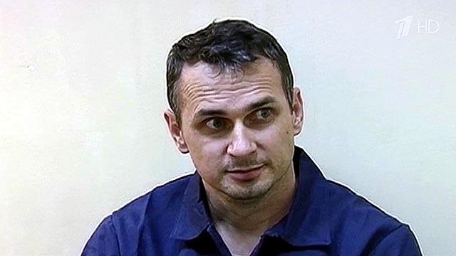 Олега Сенцова перевели вштрафной изолятор