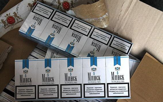 На Закарпатье изъяли контрабанду сигарет на 1,5 млн евро