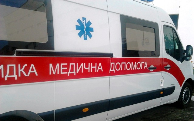 На Львовщине на трассе взорвался автомобиль, погибли трое людей