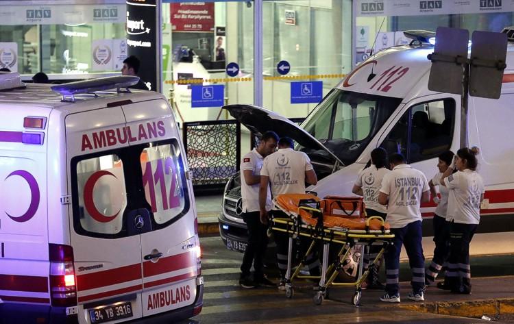 Теракт в Стамбуле: В результате взрывов погибла украинка