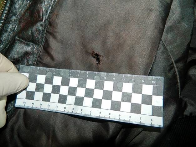 На Печерске в Киеве посетитель кафе расстрелял прохожего