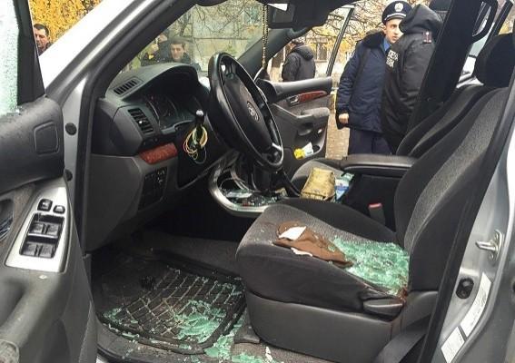 Стрельба в Киеве: преступники похитили крупную сумму денег