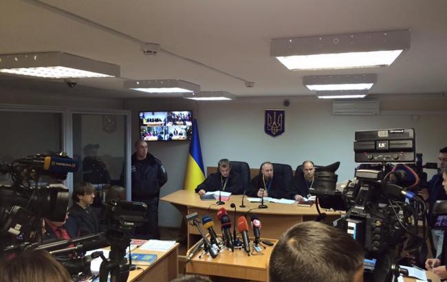 Суд оставил ГРУшников под стражей до 2 января
