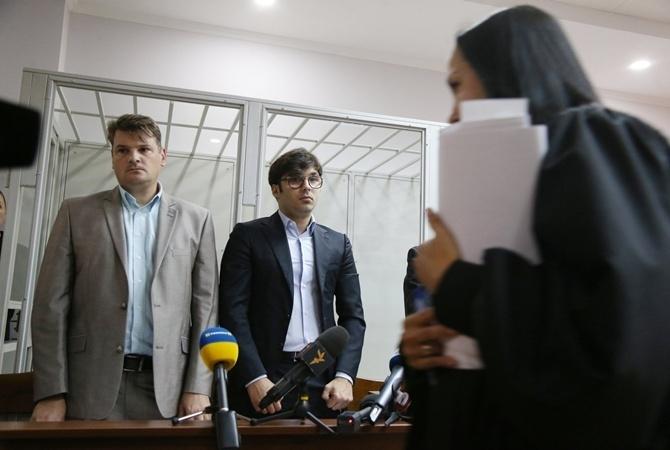Совершивший ДТП сын нардепа получил условный срок, пострадавший получил миллион