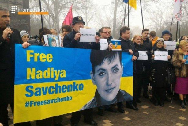 В Одессе активисты пытались взять штурмом Генконсульство РФ