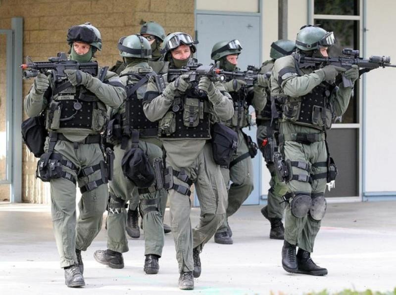 В Украину для подготовки спецназа КОРД прибудут техасские рейнджеры