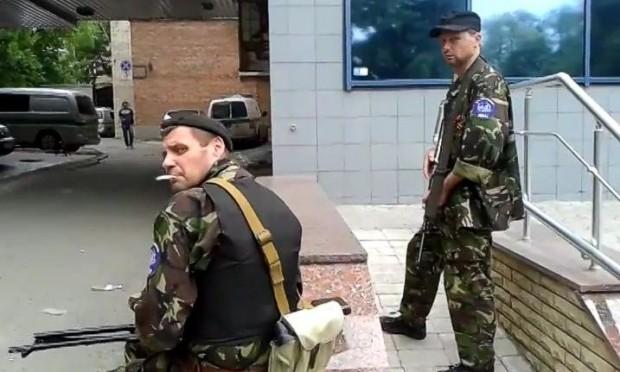 СМИ: Боевики «ДНР» заблокировали управление Донецкой железной дороги