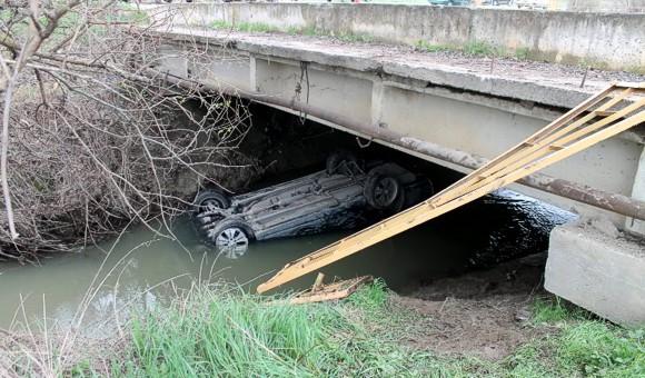 В Севастополе упала в реку «Toyota» с иностранными студентами: один человек погиб