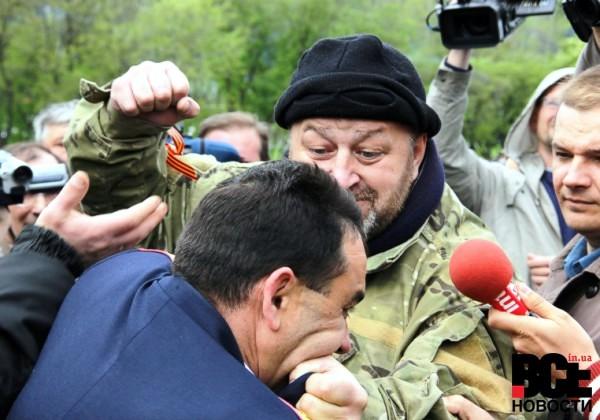 Убитый комбат «Миража» год назад бил дирижера за гимн Украины