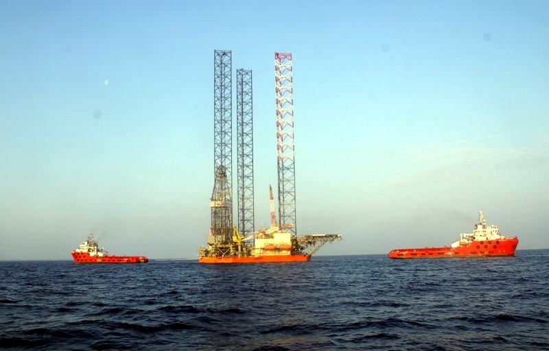 Суд арестовал буровые установки «Черноморнефтегаза»