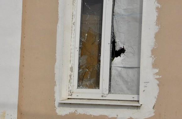 В Никополе обстреляли редакцию местного интернет-издания