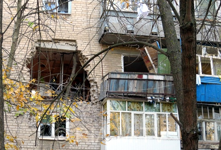 Новые подробности взрыва в мелитопольской пятиэтажке