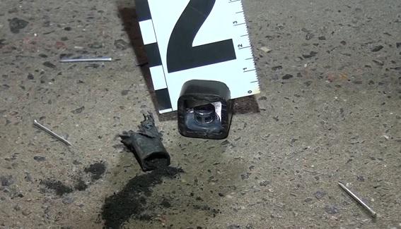 В киевском университете взорвалась самодельная бомба